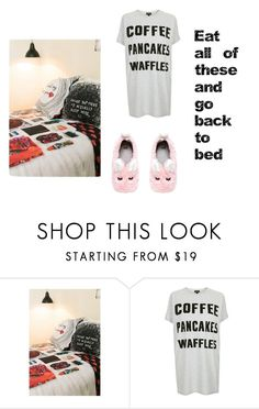 """Bed Time"" by dominicanlove-1 ❤ liked on Polyvore featuring Topshop"