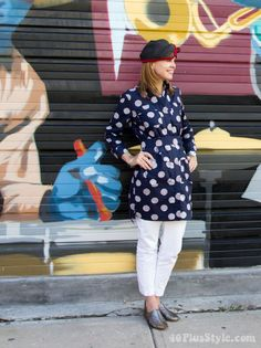 Judith, aka the style crone, in Denver!   40plusstyle.com
