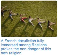 "27 Mar, 2017 - The docu-fiction, ""Happiness Academy,"" a 70-minute feature film directed by Alain Della Negra and Kaori Kinoshita, has been presented in October 2016 in Bordeaux #raelnews #raelian #atheism"