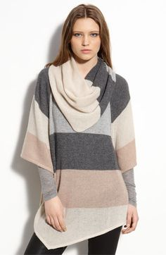 Free shipping and returns on Joie 'Paprika' Asymmetrical Sweater at Nordstrom.com. Cashmere and wool fashion an ultrasoft color-blocked sweater styled with a drapey cowl neck and batwing sleeves.