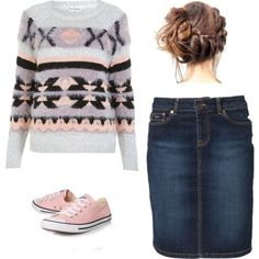 My style, created by faithann210 on Polyvore