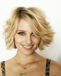 1) I love her. 2) After I dip dye my tips this summer, this will be my next hair cut. Just a slightly longer version.