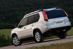 X-Trail Nissan Specifications - http://autotras.com