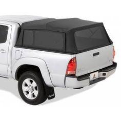 Bestop Supertop Truck Topper on Toyota