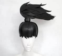 Paper wigs.  Dope.