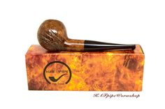 A personal favorite from my Etsy shop https://www.etsy.com/listing/545937065/briar-smoking-pipe-6tobacco-pipepipe-for