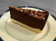 Trüffel torta Hungarian Cake, Hungarian Recipes, No Bake Cake, Cake Cookies, Coco, Sweet Recipes, Cookie Recipes, Sweet Treats, Food And Drink