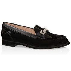 TOD'S Leather Loafers. #tods #shoes #