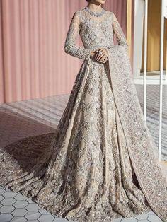 Asian Bridal Dresses, Asian Wedding Dress, Pakistani Wedding Outfits, Pakistani Bridal Dresses, Pakistani Wedding Dresses, Pakistani Dress Design, Bridal Outfits, Indian Dresses, Pakistani Suits