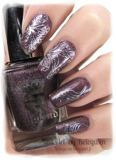 Nail Art by Belegwen: #nail #nails #nailart
