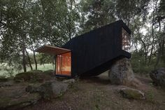 Forest Retreat Uhlik Architeki | Gardenista