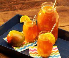 Mango Splash Sweet Tea
