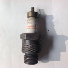 Champion spark plug, 7  USA 18 mm