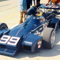 Indy 500 - Bob Harkey, 1972. ::sigh:: RIP, innovation and original thought…at least until the spec-car era is over at the Speedway.