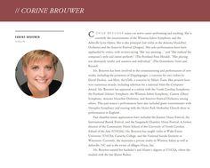 CORINE BROUWER