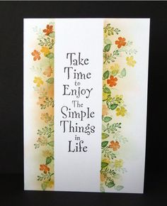 Rubber Stamp Tapestry's Tutorial & Ideas Blog @ Pegstamps.com