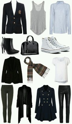 NYC PACKING LIST