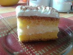 Dukanova diéta. Obľúbený dezert mojej maminky - diabetičky. Vanilla Cake, Cheesecake, Food And Drink, Keto, Fitness, Vanilla Sponge Cake, Cheesecakes, Keep Fit, Health Fitness