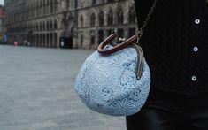 patron  couture de sac Vintage Marcel, Diy, Style, Fashion, Vintage Bag, Bags, Clutch Bags, Bricolage, Swag