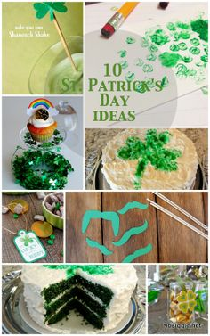 10 St. Patrick's Day ideas easy to pull off last minute.