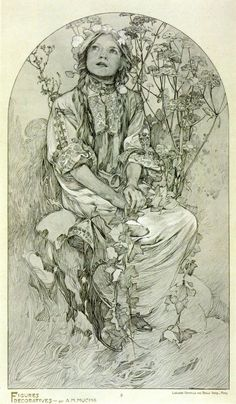 Fuck Yeah, Alphonse Mucha! : Photo