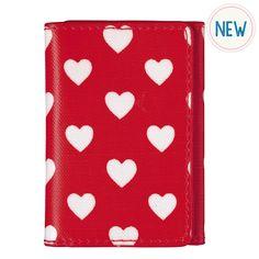 Mini Dot Hearts Ticket holder | New | CathKidston