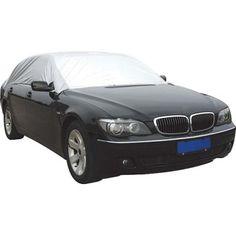 Autoplachta STREND PRO MCA TC106 234x147x51 cm, (S) PE, strieborná Bmw