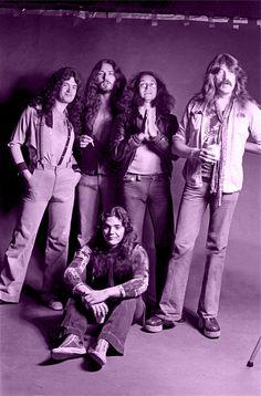 Deep Purple circa 1975.