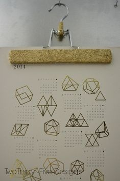 wrap around MATERIAL instead - hang printables and artwork on the wall.