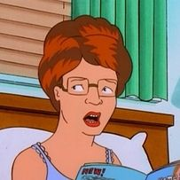 Sexy peggy hill