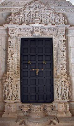 Jain Temple in Ranakhpur, India
