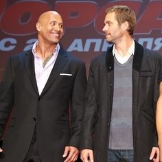 """Paul Walker's 'Fast & Furious Costar Dwayne """"The Rock"""" Johnson Opens Up About the Late Actor's Death The Rock Dwayne Johnson, Dwayne The Rock, Rock Johnson, Paul Walker Movies, Rip Paul Walker, Paul Walker Daughter, Paul Walker Pictures, Guy Ritchie, Interview"""