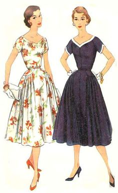 Women S Fashion 1958 1950 Pinterest Clothing