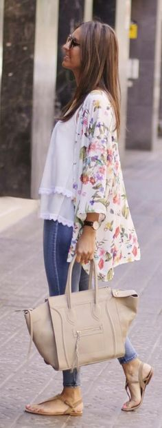 Outfits casuales color blanco | Belleza