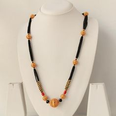Long Fancy New Design Handcrafted Mangalsutra