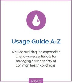 Aromatic Science - Usage Guide A-Z