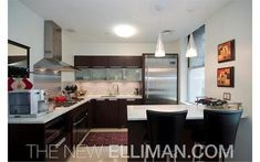 119 Fulton St, - Financial District, New York Manhattan Real Estate, Fulton Street, Condos For Rent, Kitchen Cabinets, New York, Furniture, Home Decor, Kitchen Cupboards, Homemade Home Decor