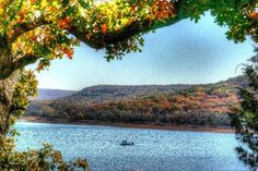 lake tenkiller - Photo by Stan Weed