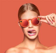 Spectacles : Les lunettes connectées de Snapchat !