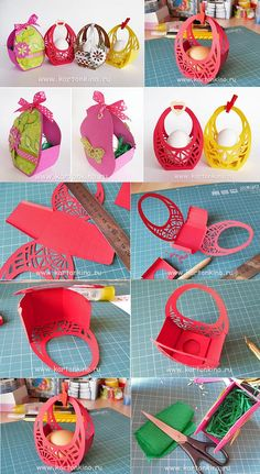 Easter Baskets – DIY