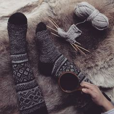 Wearing my beautiful knitted socks made by my dear grandmother and knitting little socks for my child. I just love it how knitting is… Getting Cozy, Just Love, Villa, Socks, Knitting, How To Wear, Child, Beautiful, Instagram