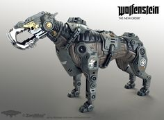 Wolfenstein: The Art Dump - Polycount Forum