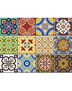 Talavera tiles for backsplash