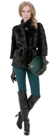Шуба из норки мех норка, цвет черный, арт. 18500928  - цена 59900 руб.  - интернет магазин TotoGroup Fur Decor, Fur Clothing, Stiletto Boots, Vintage Fur, Photography Women, Fashion Lookbook, Leather Gloves, My Outfit, Mantel