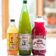 Cranberry, Apple Cider Vinegar & Lemon Juice Drink - A Morning Power Kick - Drinks, smoothies, etc - Detox Apple Cider Vinegar Lemon, Apple Cider Vinegar Remedies, Juice Drinks, Detox Drinks, Detox Juices, Bad Carbohydrates, Veggie Juice, Natural Cleanse, Natural Detox
