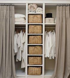 Small Room Bedroom, Closet Bedroom, Closet Space, Small Rooms, Small Apartments, Home Bedroom, Small Spaces, Trendy Bedroom, Master Bedroom