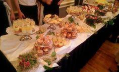 Dessert Buffet Table