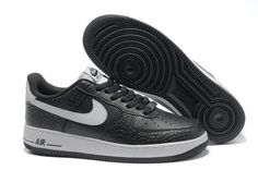 Buy 2014 Nike Air Force 1 Low Black White Snake with best discount.All Nike Air  Force 2014 shoes save up. 1514f8f61