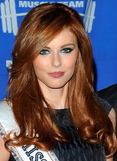 Alyssa Campanella - Gorgeous hair, gorgeous everything.