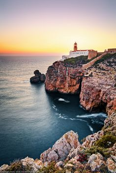 #Lighthouse - Sagres, #Portugal http://www.roanokemyhomesweethome.com